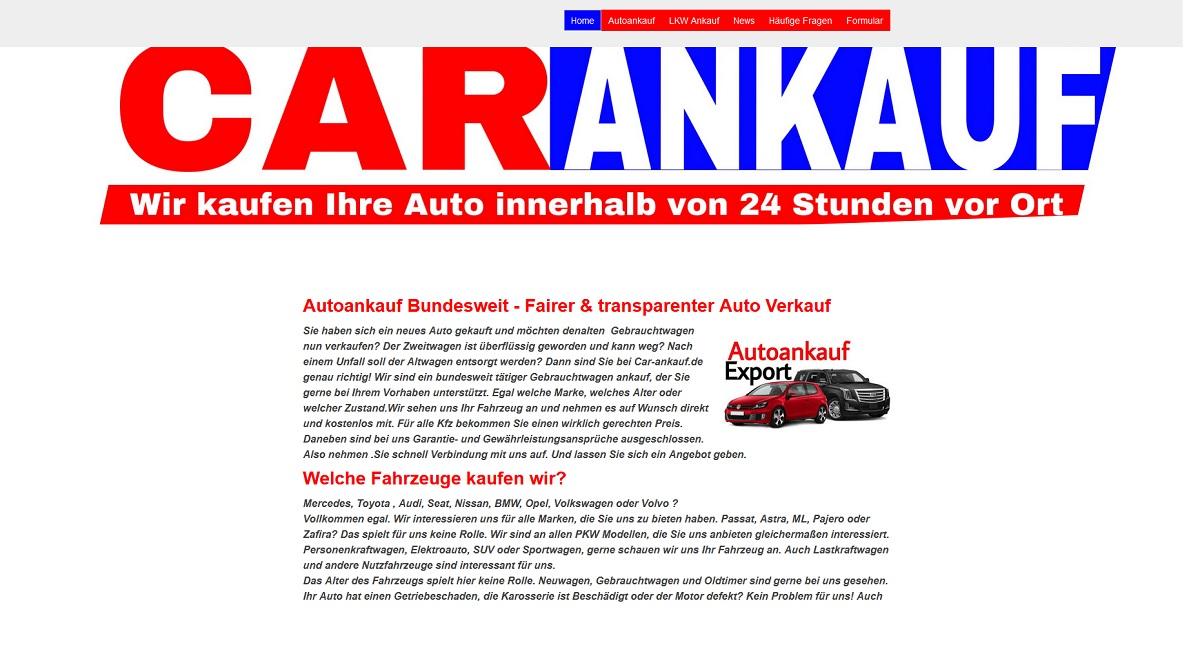 Autoankauf Bayreuth