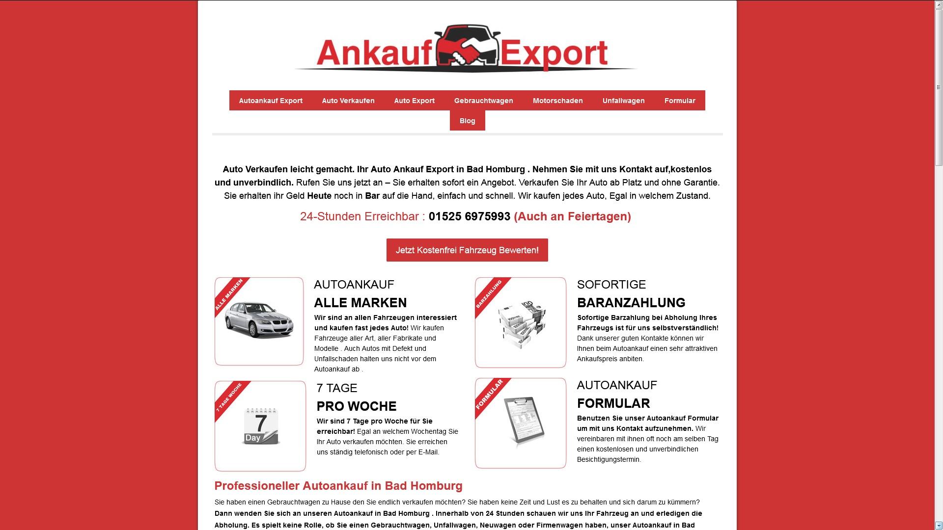 Autoanakuf Lingen