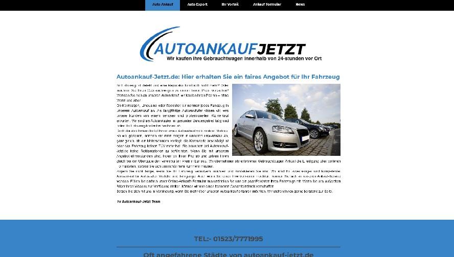 Autoankauf Rostock